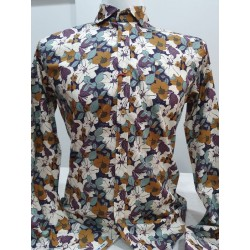CAMISA ESTAMPADA YELLOW SKIN
